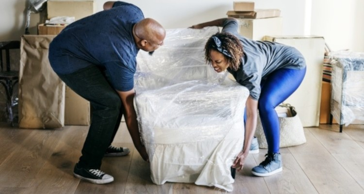 Things to do When Moving Into a New House