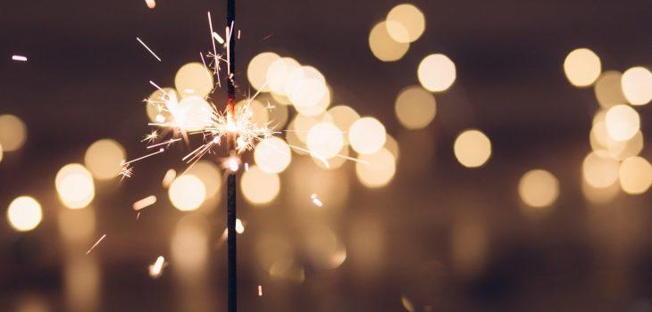 New Year - Fireworks
