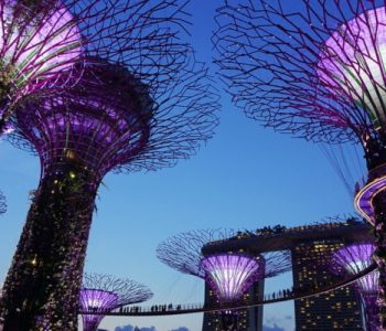 Garden by the Bay, Singapore