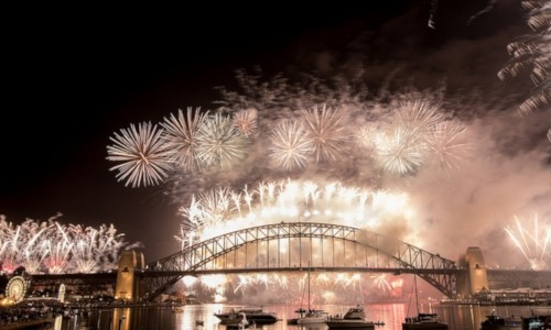 New Year's Eve - Sydney, Australia