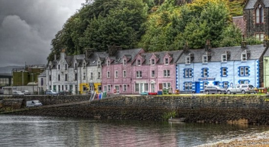Portree, Scotland