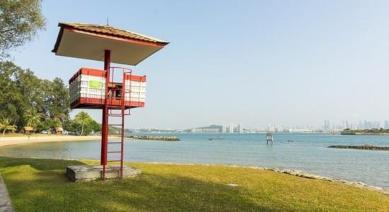 St John's Island, Singapore