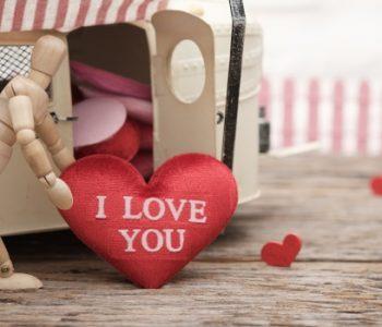 Valentine's Day - heart shape