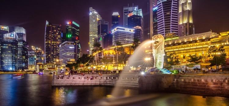 Merlion Park - Singapore