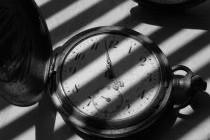 clock image - on time guarantee
